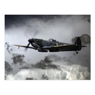 Carte Postale Spitfire TE311