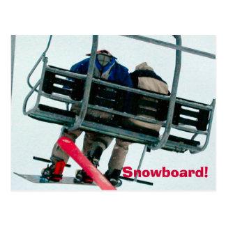 Carte Postale Sports d'hiver, Haute Jura 2