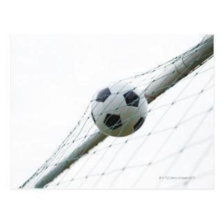 Carte Postale Sports, le football
