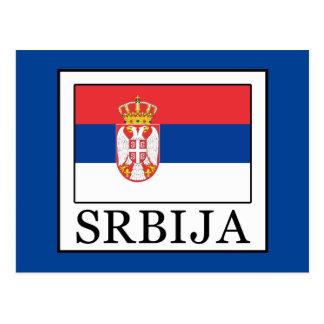 Carte Postale Srbija