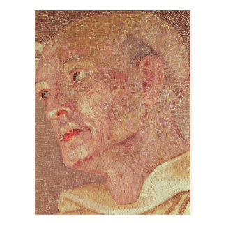 Carte Postale St Bernard de Clairvaux de crypte St Peter