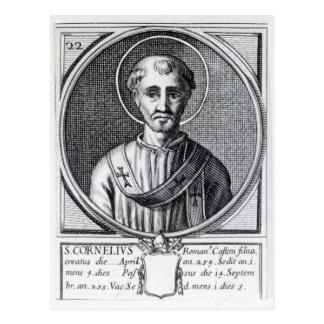Carte Postale St Cornélius