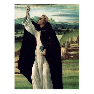 Carte Postale St Dominic, c.1498-1505
