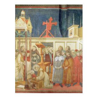 Carte Postale St Francis d'Assisi