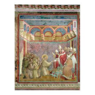 Carte Postale St Francis reçoit l'approbation