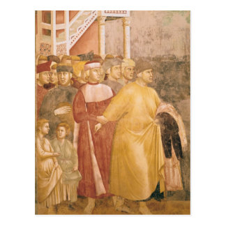 Carte Postale St Francis renonce à toutes les marchandises