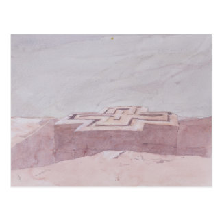Carte Postale St George Lalibela