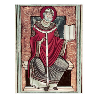 Carte Postale St Gregory