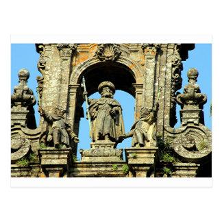 Carte Postale St James, cathédrale de