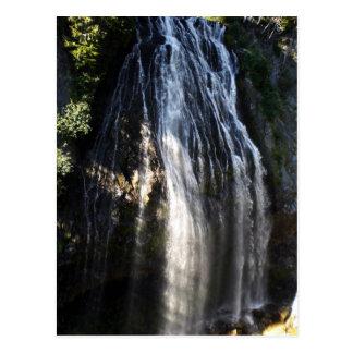 Carte Postale St John - cascade de baie de récif