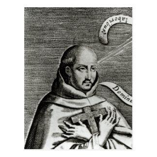 Carte Postale St John de la croix, détail