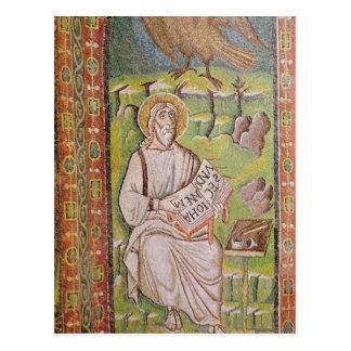 Carte Postale St John l'évangéliste
