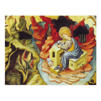 Carte Postale St John sur Patmos