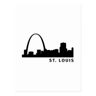 Carte Postale St Louis