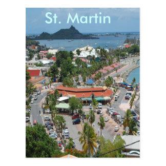 Carte Postale St Martin du centre