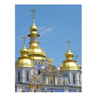 Carte Postale St Michael - Kyiv