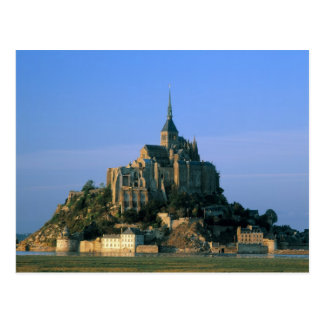 Carte Postale St Michel, la Manche, Normandie, France de Mont