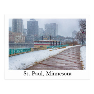 Carte Postale St Paul
