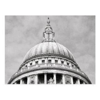 Carte Postale St Paul, ville de Londres