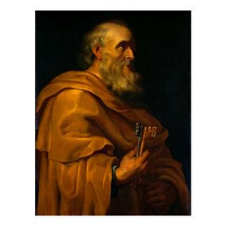 Carte Postale St Peter par Jusepe de Ribera