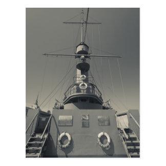 Carte Postale St Petersbourg, l'aurore 3 de croiseur