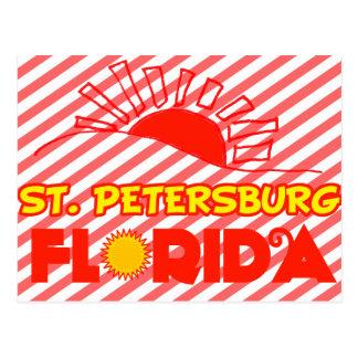 Carte Postale St Petersburg, la Floride