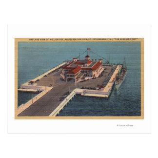 Carte Postale St Petersburg, la Floride - antenne de million
