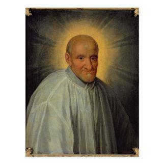 Carte Postale St Vincent de Paul