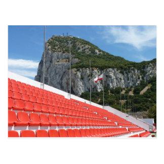 Carte Postale Stade de Victoria - Gibraltar