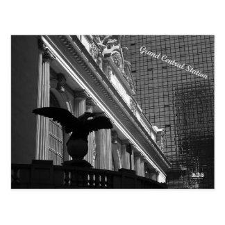 Carte Postale Station centrale grande de N.Y.E