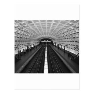 Carte Postale Station de train de DC de Washington