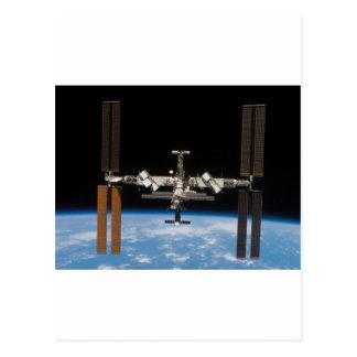 Carte Postale Station Spatiale Internationale -- Vu de