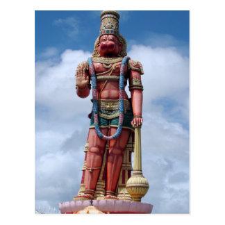 Carte Postale statue de 85ft Hanuman, Carapichaima, Trinidad