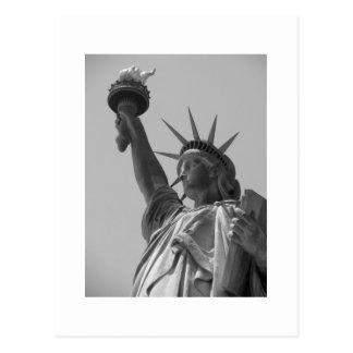 Carte Postale Statue de la liberté 5