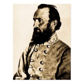 Carte Postale Stonewall Général Jackson