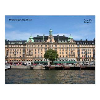 Carte Postale Strandvägen, Stockholm
