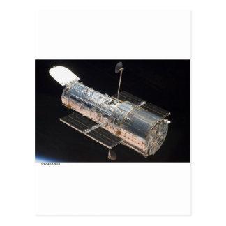 Carte Postale STS-125 l'Atlantide Hubble