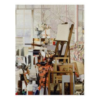 Carte Postale Studio 1986