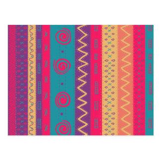 Carte Postale Sucre aztèque