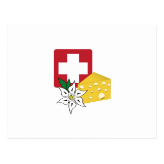 Carte Postale Suisse