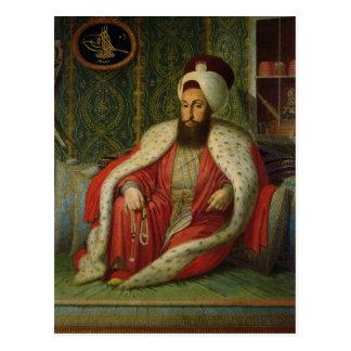 Carte Postale Sultan Selim III, c.1803-04