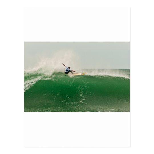 Carte Postale Surf à Biarritz