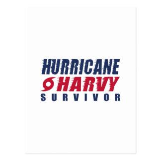 Carte Postale Survivant de Harvey d'ouragan