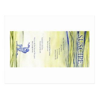 Carte Postale Suscipe (prière de St Ignatius)