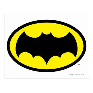 Carte Postale Symbole de Batman