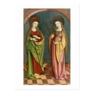 Carte Postale T32982 St Margaret d'Antioch et de foi de St, c.15