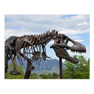 Carte Postale T-Rex