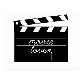 Carte Postale T-shirt d'amant de film