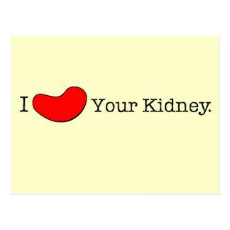 Carte Postale T-shirts d'humour de dialyse, cadeaux