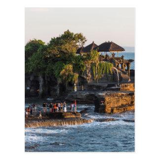 Carte Postale Tanah-Sort Bali Indonésie